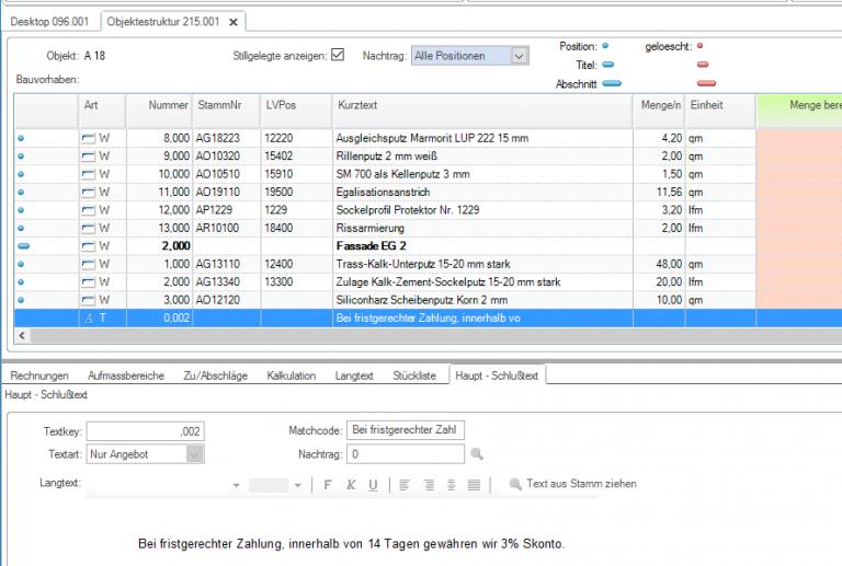 Rechnungswesen im Handwerk